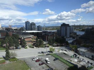"""Photo 5: 1207 814 ROYAL Avenue in New Westminster: Downtown NW Condo for sale in """"NEWS NORTH"""" : MLS®# R2164853"""