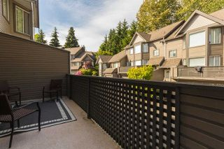 Photo 17: 5 1251 LASALLE Place in Coquitlam: Canyon Springs Townhouse for sale : MLS®# R2174861