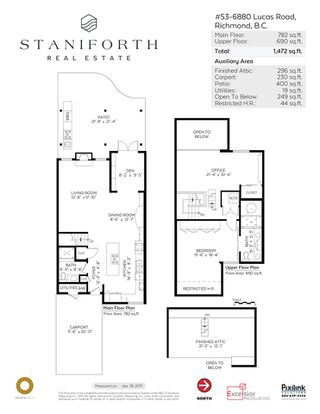 """Photo 20: 53 6880 LUCAS Road in Richmond: Woodwards Townhouse for sale in """"Timberwood Village"""" : MLS®# R2186958"""