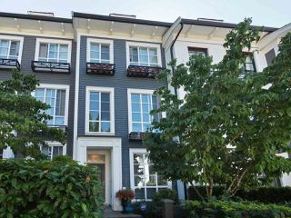 """Photo 2: 17 1245 HOLTBY Street in Coquitlam: Burke Mountain Townhouse for sale in """"TATTON EAST"""" : MLS®# R2193207"""