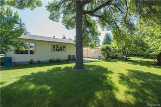 Photo 19: 72 Garnet Bay in Winnipeg: East Fort Garry Residential for sale (1J)  : MLS®# 1723709