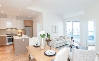 """Photo 9: 621 7008 RIVER Parkway in Richmond: Brighouse Condo for sale in """"RIVA"""" : MLS®# R2203533"""