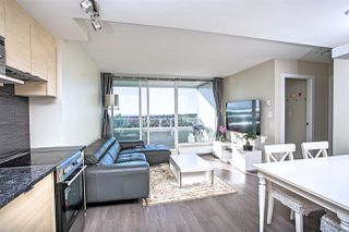 """Photo 4: 2704 488 SW MARINE Drive in Vancouver: Marpole Condo for sale in """"MARINE GATEWAY"""" (Vancouver West)  : MLS®# R2211706"""