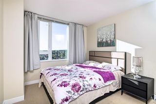 """Photo 7: 2704 488 SW MARINE Drive in Vancouver: Marpole Condo for sale in """"MARINE GATEWAY"""" (Vancouver West)  : MLS®# R2211706"""