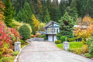 Photo 1: 3522 MAIN Avenue: Belcarra House for sale (Port Moody)  : MLS®# R2220251