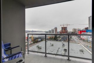 """Photo 14: 801 14 BEGBIE Street in New Westminster: Quay Condo for sale in """"INTER URBAN"""" : MLS®# R2230708"""
