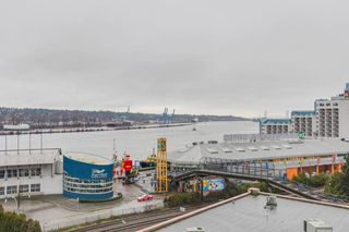 """Photo 17: 801 14 BEGBIE Street in New Westminster: Quay Condo for sale in """"INTER URBAN"""" : MLS®# R2230708"""