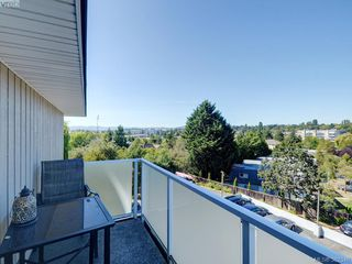 Photo 3: 403 3240 Glasgow Avenue in VICTORIA: SE Quadra Residential for sale (Saanich East)  : MLS®# 382346