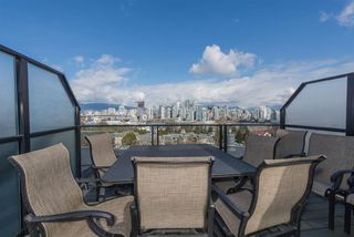 "Photo 5: 1153 W 7TH Avenue in Vancouver: Fairview VW Townhouse for sale in ""CREEKVIEW TERRACE"" (Vancouver West)  : MLS®# R2245847"