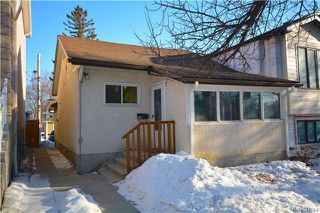 Photo 1: 780 Carter Avenue in Winnipeg: Crescentwood Residential for sale (1B)  : MLS®# 1808007