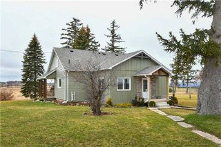 Photo 1: 837213 4th Line in Mulmur: Rural Mulmur House (1 1/2 Storey) for sale : MLS®# X4112771