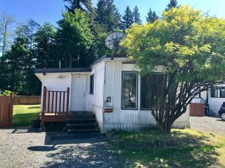 Photo 8: 41 2700 Woodburn Rd in CAMPBELL RIVER: CR Campbell River North Manufactured Home for sale (Campbell River)  : MLS®# 787293