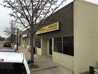 Photo 1: 4915 52 Avenue: Stony Plain Retail for sale or lease : MLS®# E4112534