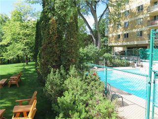 Photo 2: 11C 300 Roslyn Road in Winnipeg: Osborne Village Condominium for sale (1B)  : MLS®# 1818378