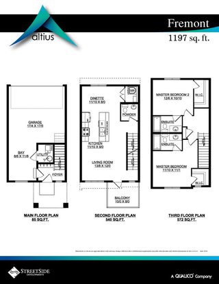 Photo 20: 850 Daniels Way in Edmonton: Zone 55 Attached Home for sale : MLS®# E4134013