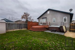 Photo 18: 66 Hawkwood Gate in Winnipeg: Whyte Ridge Residential for sale (1P)  : MLS®# 1829470