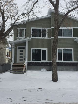 Main Photo: 12818 68 Street NW in Edmonton: Zone 02 House Half Duplex for sale : MLS®# E4139380