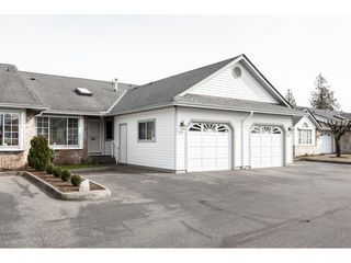 "Main Photo: 52 33922 KING Road in Abbotsford: Poplar Townhouse for sale in ""Kingsview Estates"" : MLS®# R2347892"