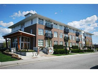 """Main Photo: 108 215 BROOKES Street in New Westminster: Queensborough Condo for sale in """"DUO AT PORT ROYAL"""" : MLS®# R2350892"""