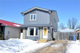 Photo 1: 50 Hollyburn Road in Winnipeg: Crestview Residential for sale (5H)  : MLS®# 1905927