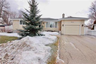 Photo 1: 3642 Eldridge Avenue in Winnipeg: Charleswood Residential for sale (1G)  : MLS®# 1907435