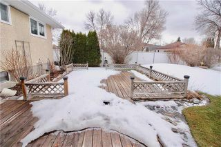 Photo 17: 3642 Eldridge Avenue in Winnipeg: Charleswood Residential for sale (1G)  : MLS®# 1907435