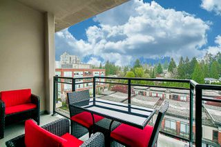 "Photo 16: 702 121 BREW Street in Port Moody: Port Moody Centre Condo for sale in ""Room at Suter Brook"" : MLS®# R2360378"