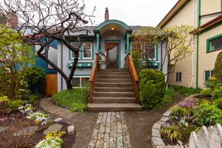 """Main Photo: 1610 SALSBURY Drive in Vancouver: Grandview VE House for sale in """"Commercial Drive"""" (Vancouver East)  : MLS®# R2361222"""