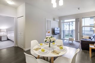 """Main Photo: 316 9388 MCKIM Way in Richmond: West Cambie Condo for sale in """"MAYFAIR PLACE"""" : MLS®# R2361751"""