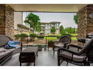 "Photo 20: 106 2068 SANDALWOOD Crescent in Abbotsford: Central Abbotsford Condo for sale in ""The Sterling"" : MLS®# R2368477"