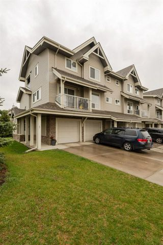 Photo 2: 1 12050 17 Avenue SW in Edmonton: Zone 55 Townhouse for sale : MLS®# E4157192