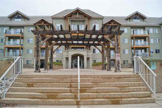 Main Photo: 205 278 SUDER GREENS Drive in Edmonton: Zone 58 Condo for sale : MLS®# E4158633