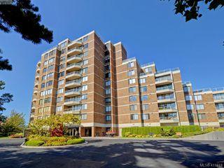 Photo 1: 311 225 Belleville St in VICTORIA: Vi James Bay Condo for sale (Victoria)  : MLS®# 816498