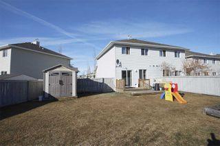 Photo 20: 5547 163 Avenue in Edmonton: Zone 03 House Half Duplex for sale : MLS®# E4164209