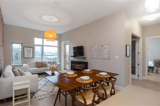 """Photo 2: 208 260 SALTER Street in New Westminster: Queensborough Condo for sale in """"PORTAGE"""" : MLS®# R2428147"""