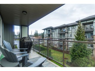 "Photo 2: 303 2038 SANDALWOOD Crescent in Abbotsford: Central Abbotsford Condo for sale in ""The Element"" : MLS®# R2447105"