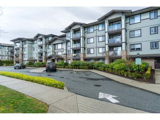 "Photo 1: 303 2038 SANDALWOOD Crescent in Abbotsford: Central Abbotsford Condo for sale in ""The Element"" : MLS®# R2447105"