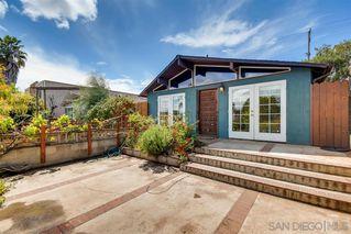 Photo 2: OCEAN BEACH House for sale : 3 bedrooms : 4261 Montalvo in San Diego