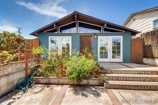 Photo 1: OCEAN BEACH House for sale : 3 bedrooms : 4261 Montalvo in San Diego