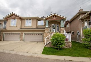 Main Photo: 18 DISCOVERY WOODS Villas SW in Calgary: Discovery Ridge Semi Detached for sale : MLS®# A1015288