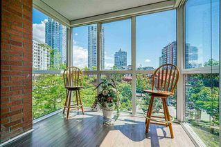 """Photo 14: 303 212 DAVIE Street in Vancouver: Yaletown Condo for sale in """"Parkview Gardens"""" (Vancouver West)  : MLS®# R2528495"""