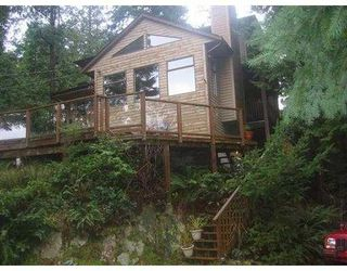 "Photo 2: 1307 OCEANVIEW RD: Bowen Island House for sale in ""BOWEN"" : MLS®# V571163"