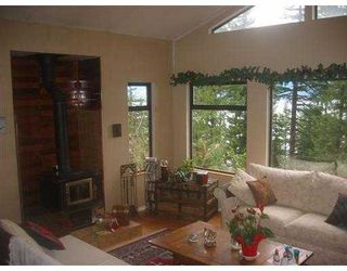 "Photo 5: 1307 OCEANVIEW RD: Bowen Island House for sale in ""BOWEN"" : MLS®# V571163"
