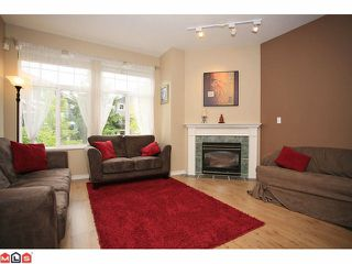 "Photo 3: 58 14877 58TH Avenue in Surrey: Sullivan Station Townhouse for sale in ""Redmill"" : MLS®# F1114947"