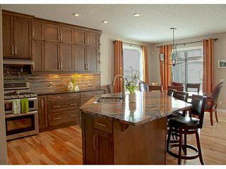 Photo 3: 177 Magenta Crescent: Chestermere Residential Detached Single Family for sale : MLS®# C3601686