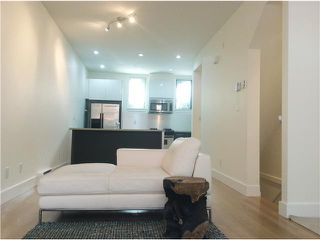 Photo 3: Bright & Spacious Fairview Townhouse away from traffic!