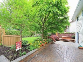 "Photo 34: 3015 SANDLEWOOD Way in Port Coquitlam: Birchland Manor House for sale in ""BIRCHLAND MANOR"" : MLS®# V1063125"