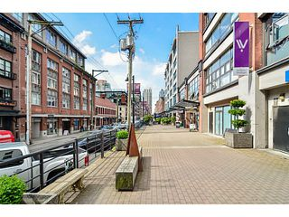 "Photo 16: 304 1072 HAMILTON Street in Vancouver: Yaletown Condo for sale in ""CRANDALL BUILDING"" (Vancouver West)  : MLS®# V1064027"