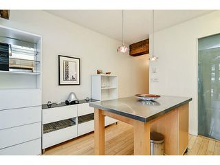 "Photo 4: 304 1072 HAMILTON Street in Vancouver: Yaletown Condo for sale in ""CRANDALL BUILDING"" (Vancouver West)  : MLS®# V1064027"