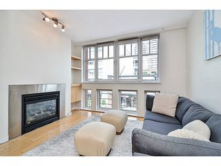 "Photo 6: 304 1072 HAMILTON Street in Vancouver: Yaletown Condo for sale in ""CRANDALL BUILDING"" (Vancouver West)  : MLS®# V1064027"